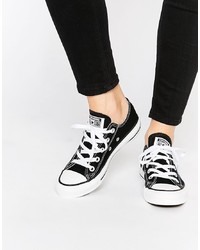 Converse Chuck Taylor Core Black Ox Trainers