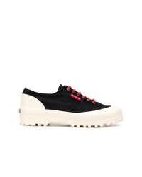 Superga Colour Block Sneakers