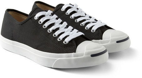ce065993abe9 ... Converse Jack Purcell Canvas Sneakers ...