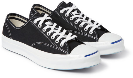 43c732ad142d ... Converse Jack Purcell Signature Canvas Sneakers ...