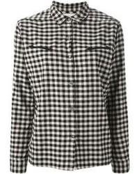 Checked shirt medium 106261