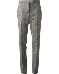 Micro check tapered trouser medium 157560