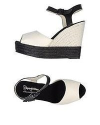 Black and white espadrilles original 4346792