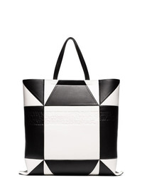 Calvin Klein 205W39nyc Ed Leather Tote