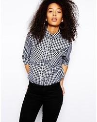 Shirt in gingham check medium 116014