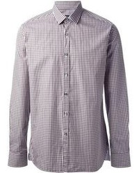 Gingham shirt medium 100289