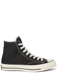 1970s chuck taylor all star canvas high top sneakers medium 389475
