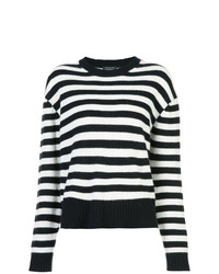 Morgan Lane Charlee Striped Sweater