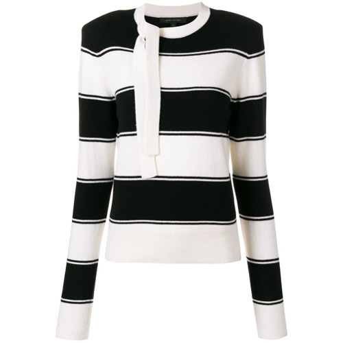 Marc Jacobs Horizontal Strip Sweater