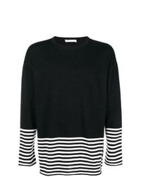 Societe Anonyme Socit Anonyme Striped Detail Jumper