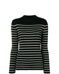 Saint Laurent Striped Sailor Sweater