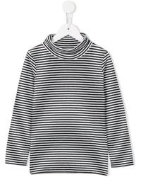 Douuod Kids Striped Longsleeved T Shirt