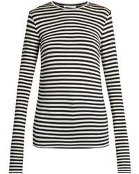 Ry long sleeved striped t shirt medium 886809