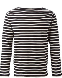 Saint Laurent Striped T Shirt