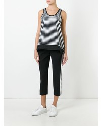 Moncler Striped Tank Top
