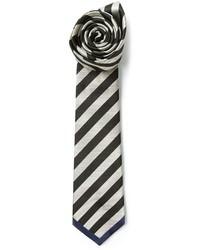 Classic striped tie medium 27659