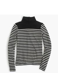 Striped turtleneck medium 424125
