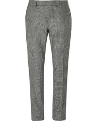 Black and White Houndstooth Dress Pants