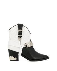 Toga Pulla Harness Texan Boots
