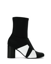 Gloria Coelho Panelled Boots