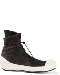 Lost and found colour block ankle boot medium 137133