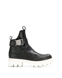 Artselab Leather Ankle Boots