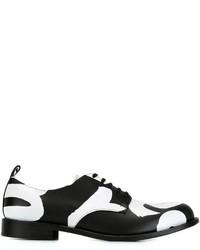 Comme des Garcons Comme Des Garons Homme Plus Bi Colour Derby Shoes