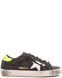 Golden goose superstar suede low sneakers medium 428481