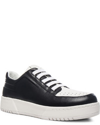 Pl31 low top leather sneakers medium 447477