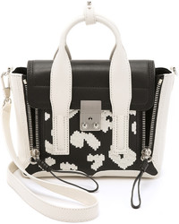 3.1 Phillip Lim Embroidered Pashli Mini Satchel