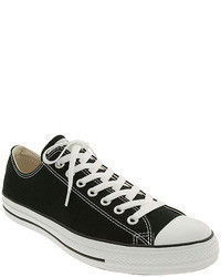 Black and white low top sneakers original 4257413