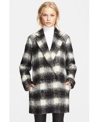 Theory Caf Wool Blend Coat