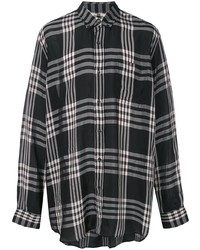 Marni Checked Oversized Shirt