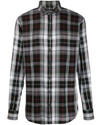 DSQUARED2 Checked Print Shirt