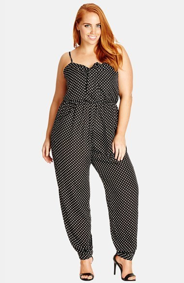 City Chic Sweet Spot Jumpsuit Where To Buy How To Wear