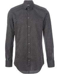 Polka dot shirt medium 144455