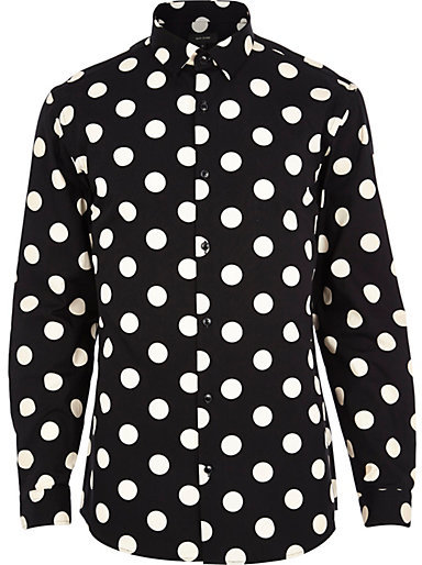 celebtubesnews.ml offers Polka Dot Tops at cheap prices, so you can shop from a huge selection of Polka Dot Tops, FREE Shipping available worldwide. Plus Size Polka Dot Baggy T-shirt - White And Black - 3xl. Plus Size Polka Dot Sheer Tank Top - Black - 1X. Bell Sleeve Polka Dot Print Crop Top - White - M.