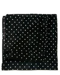 Asos Brand Pocket Square With Polka Dot