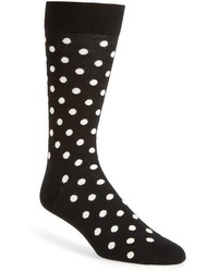 Dot pattern socks medium 183094