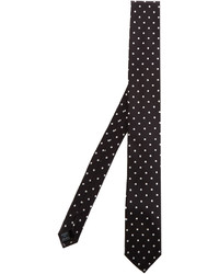 Polka dot silk tie medium 1132099
