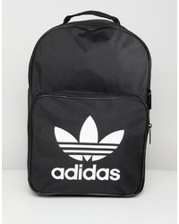 adidas Originals Classic Backpack In Black