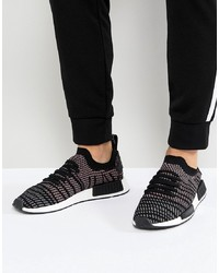 adidas Originals Nmd R1 Stlt Trainers In Black Cq2386
