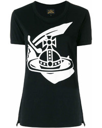 Vivienne Westwood Anglomania Printed Orb T Shirt
