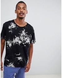 Dr. Denim Archer T Shirt In Black