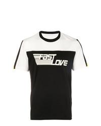 Givenchy Fast Love Print T Shirt