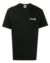 Les Hommes Urban Graphic Print T Shirt