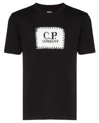 CP Company Logo Patch Cotton T Shirt