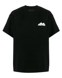Daniel Patrick Logo Print T Shirt
