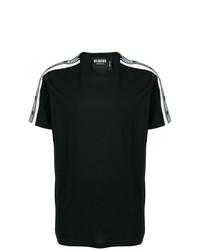 Versus Logo Stripe T Shirt
