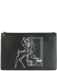 Bambi print clutch medium 6834114